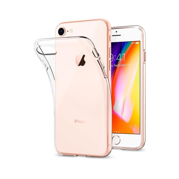 Jc carcasa transparente apple iphone 7/8