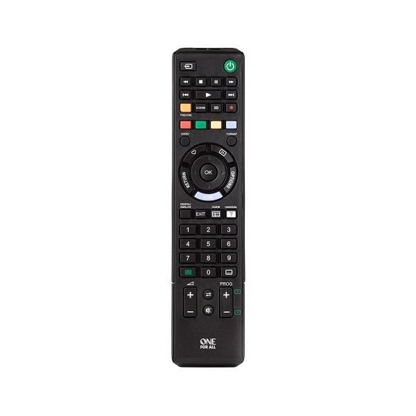 One for all urc1912 mando accesorio a distancia tv sony