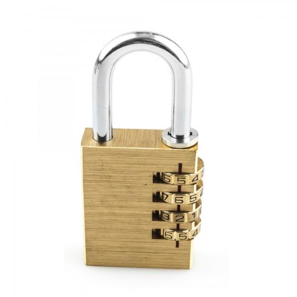 Candado combin.handlock 4 num. 40 laton