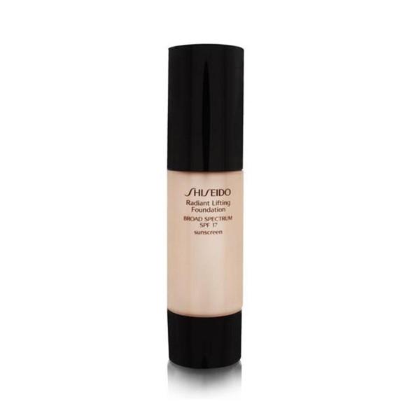 Shiseido maquillaje lifting foundation radiant i100