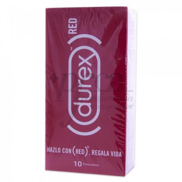 DUREX RED 10U