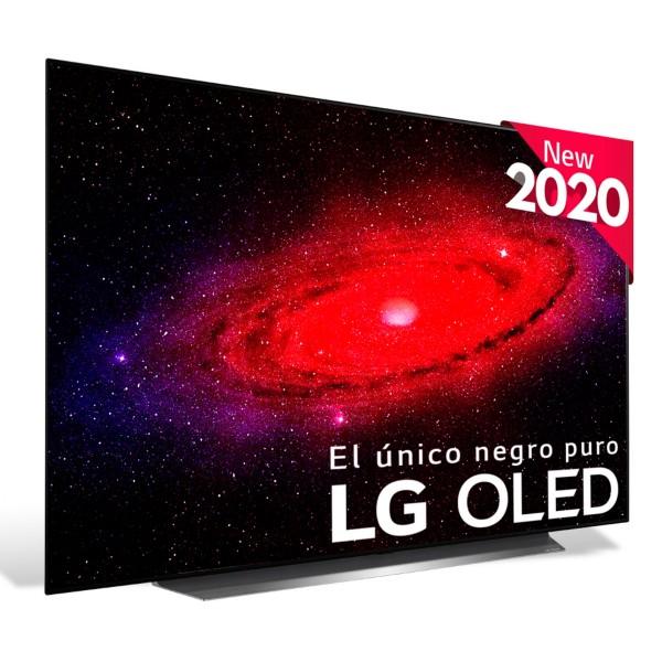 Lg 65cx6la televisor 65'' oled uhd 4k hdr thinq smart tv ia webos 5.0 wifi bluetooth sonido dolby atmos