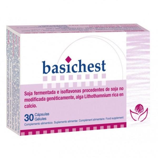 BASICHEST 30 CAPS BIOSERUM